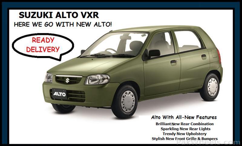Suzuki Alto Owners/fan club - 407227