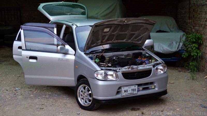Suzuki Alto Owners/fan club - 407701