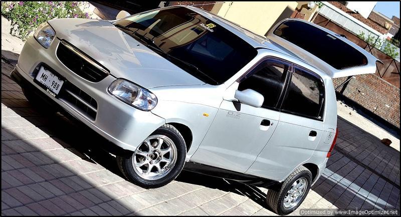 Suzuki Alto Owners/fan club - 412076