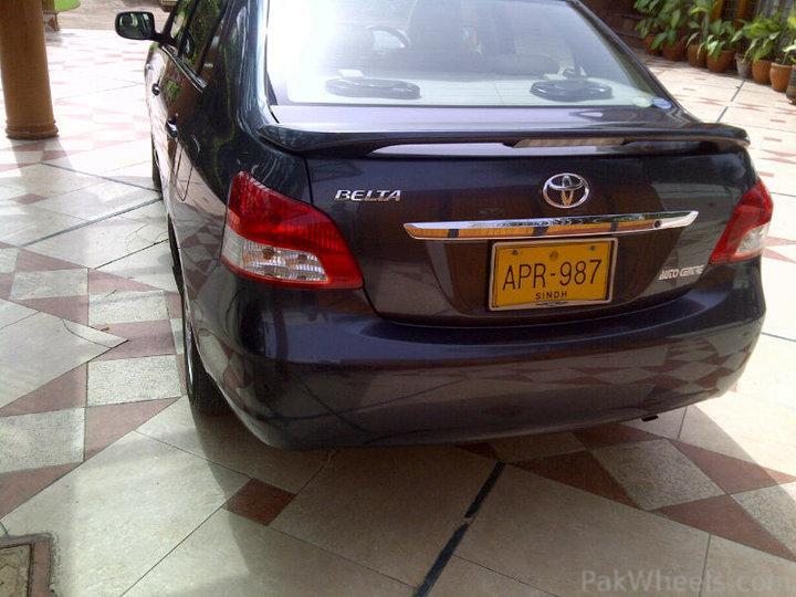 Toyota Belta Owners & Fan Club - 220591