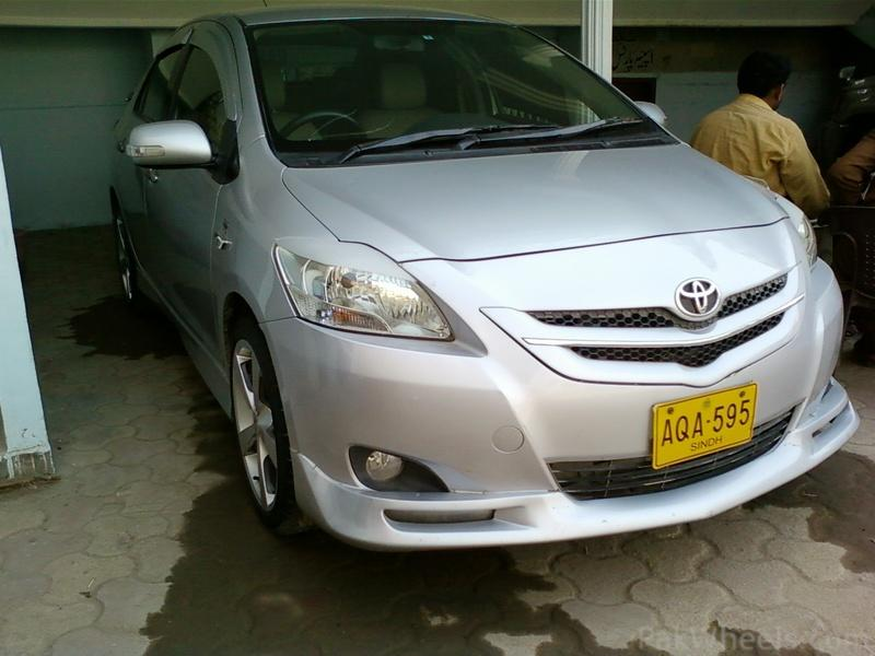 Toyota Belta Owners & Fan Club - 374436
