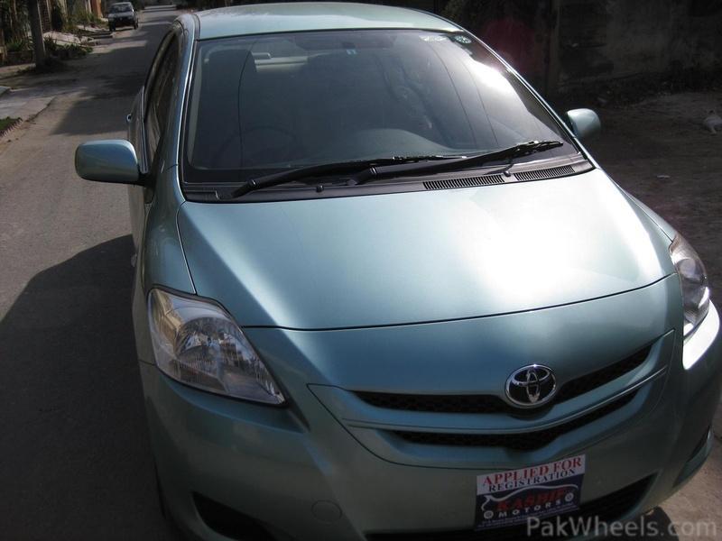 Toyota Belta Owners & Fan Club - 376594