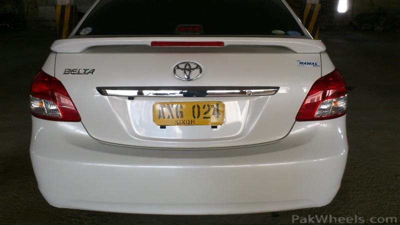 Toyota Belta Owners & Fan Club - 400474