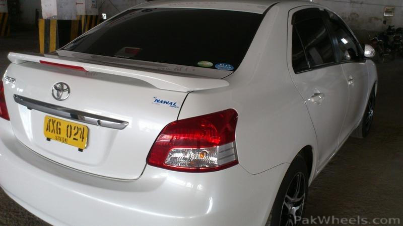 Toyota Belta Owners & Fan Club - 400475