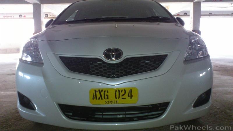 Toyota Belta Owners & Fan Club - 400477