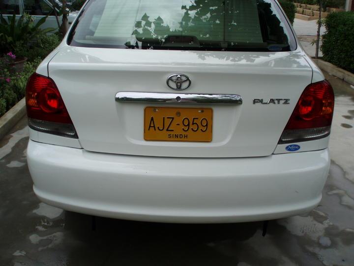 Toyota Platz/Echo Owners & Fans Club - 97287