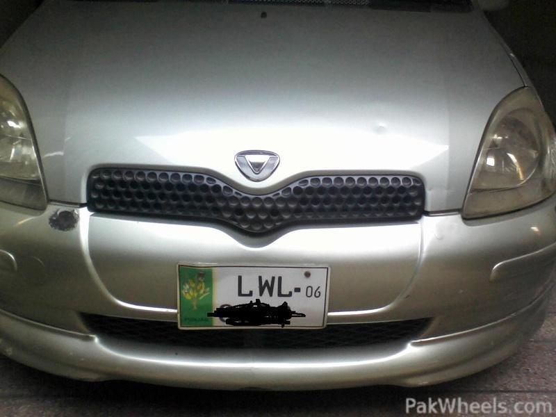 Toyota Vitz Owners/Fan Club - 353364