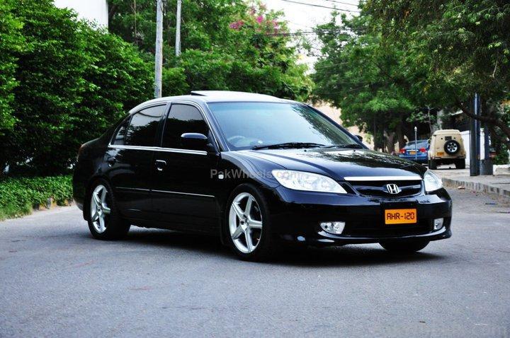 My Civic VTi Oriel - 115380