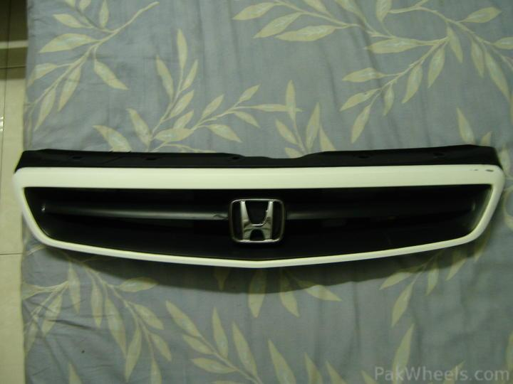 Bought this grill for my civic 2000 - 139633