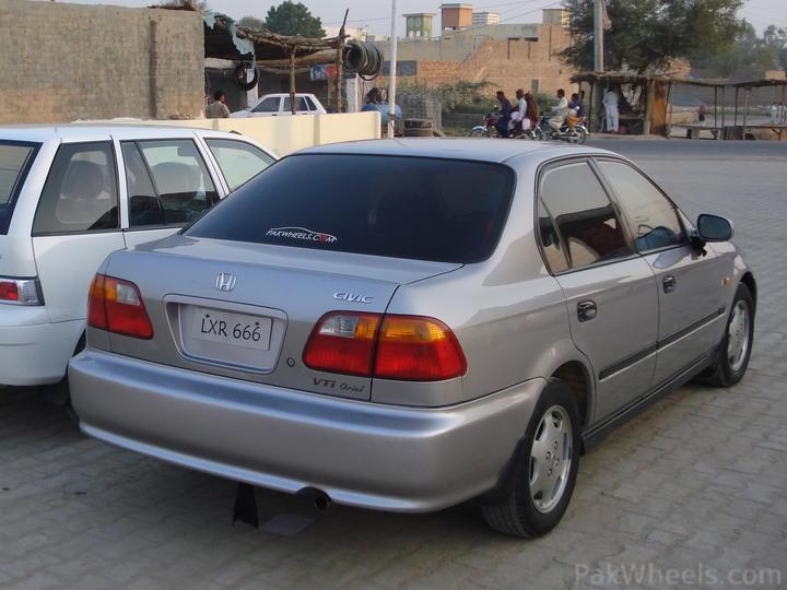 Civic 1996-2000 Owners & Fan Club - 168825