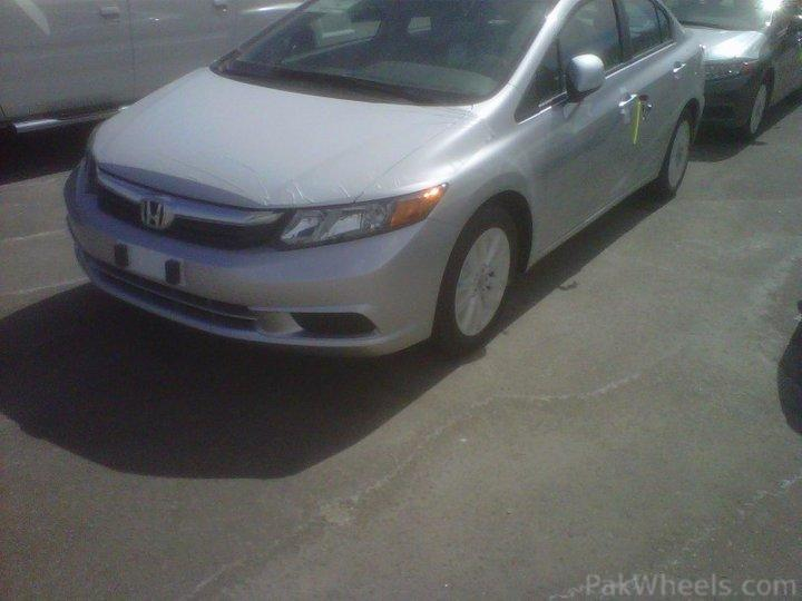 The Official Honda Civic 2012 Post - 227898