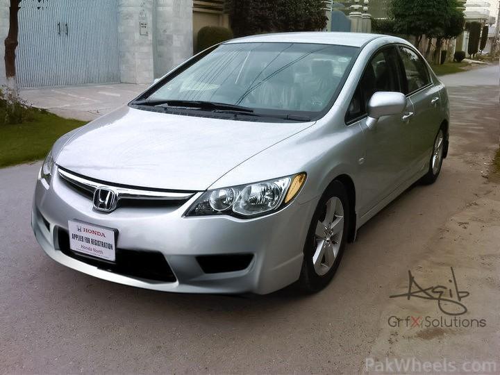 """New stuff 2011 Civic VTi """"Viper"""" - 229435"""