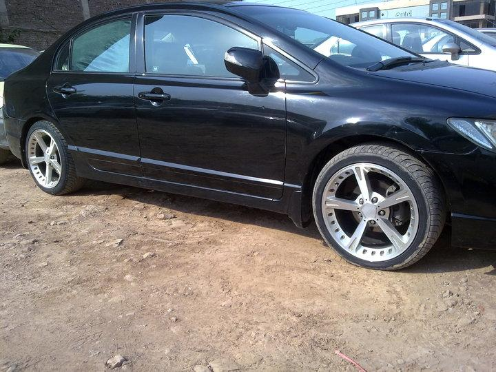 "New stuff 2011 Civic VTi ""Viper"" - 230675"