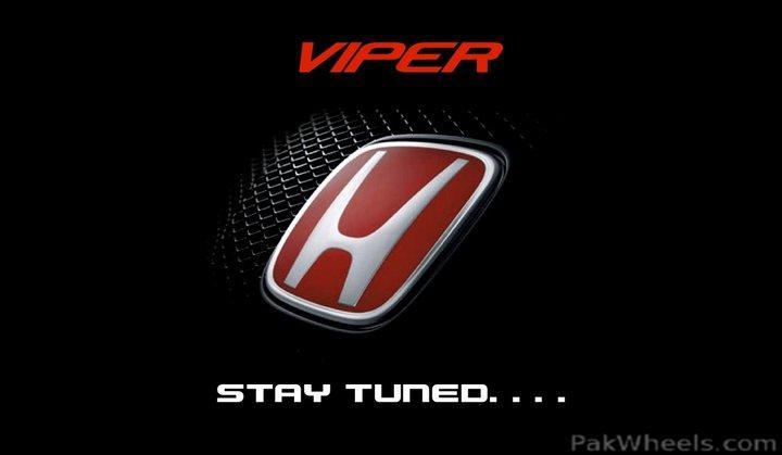 """New stuff 2011 Civic VTi """"Viper"""" - 230973"""