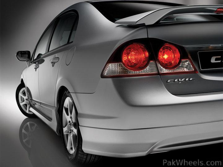 """New stuff 2011 Civic VTi """"Viper"""" - 231022"""