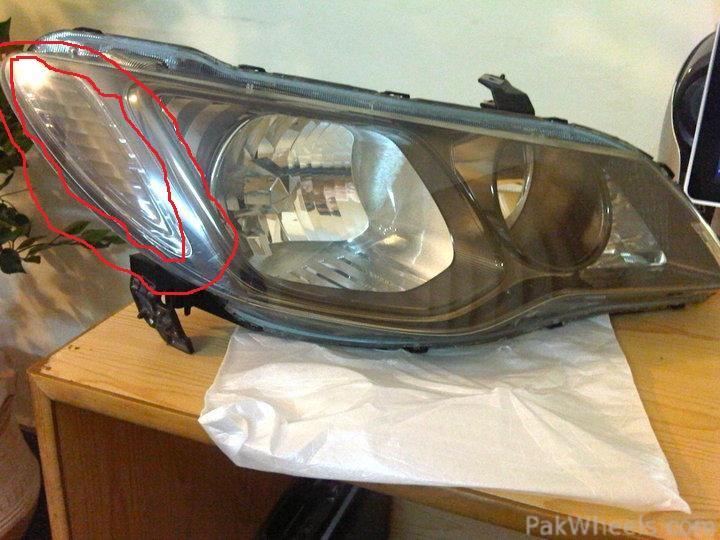 """New stuff 2011 Civic VTi """"Viper"""" - 232251"""