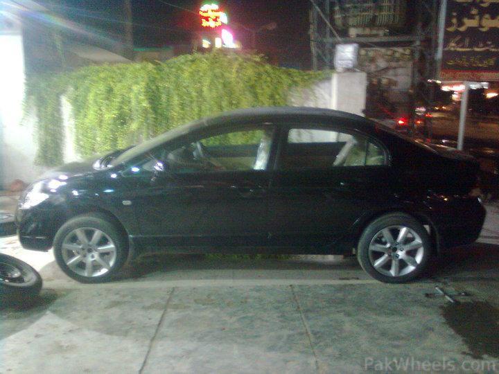 """New stuff 2011 Civic VTi """"Viper"""" - 234474"""