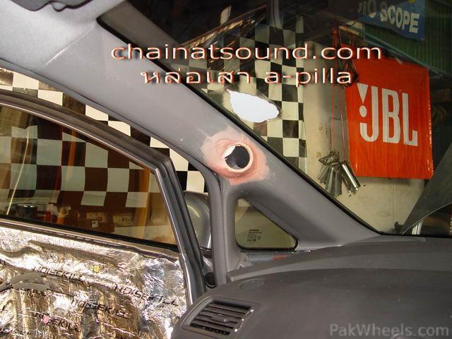 """New stuff 2011 Civic VTi """"Viper"""" - 240238"""