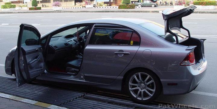 """New stuff 2011 Civic VTi """"Viper"""" - 240245"""