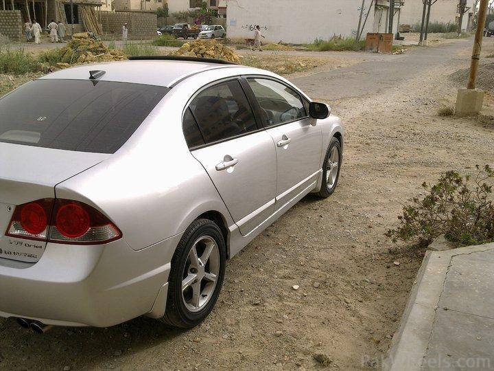 """New stuff 2011 Civic VTi """"Viper"""" - 242336"""