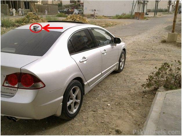 """New stuff 2011 Civic VTi """"Viper"""" - 242354"""