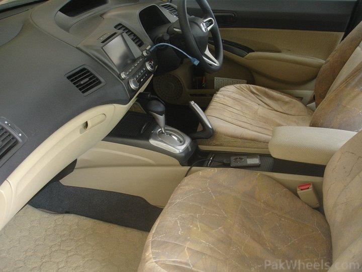 """New stuff 2011 Civic VTi """"Viper"""" - 245184"""