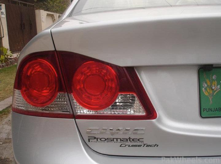 """New stuff 2011 Civic VTi """"Viper"""" - 245560"""