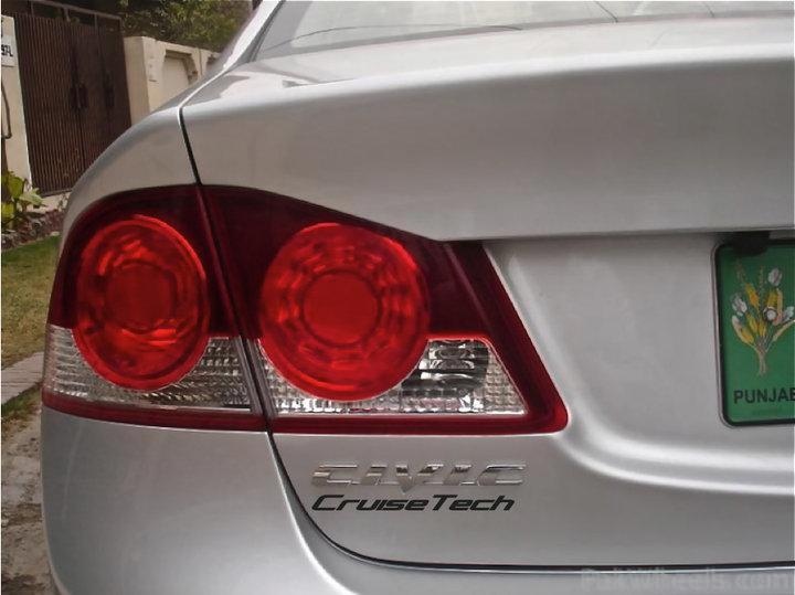 """New stuff 2011 Civic VTi """"Viper"""" - 245562"""