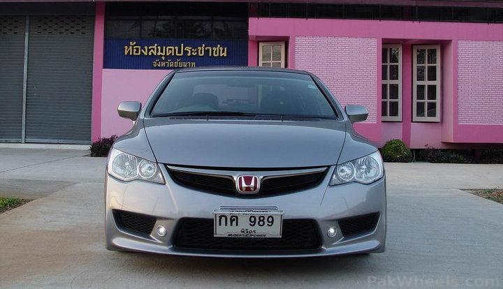 """New stuff 2011 Civic VTi """"Viper"""" - 246693"""