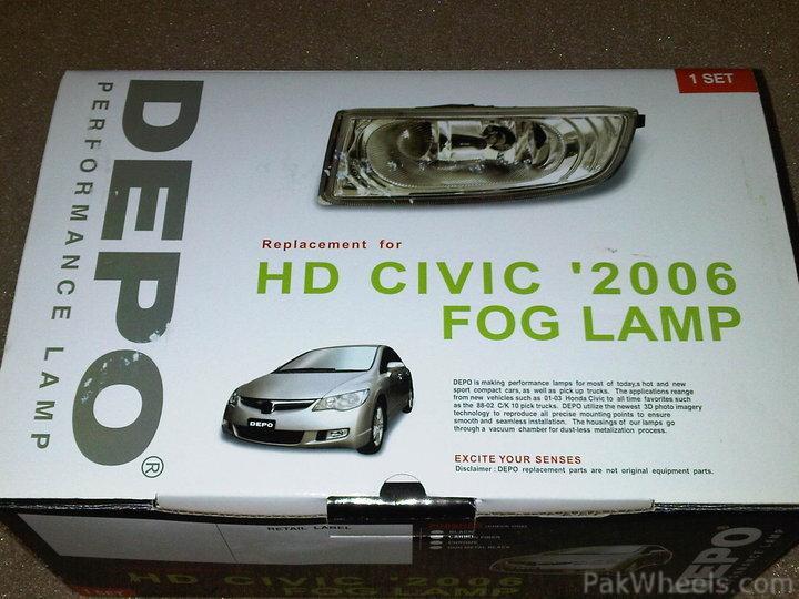 """New stuff 2011 Civic VTi """"Viper"""" - 248306"""