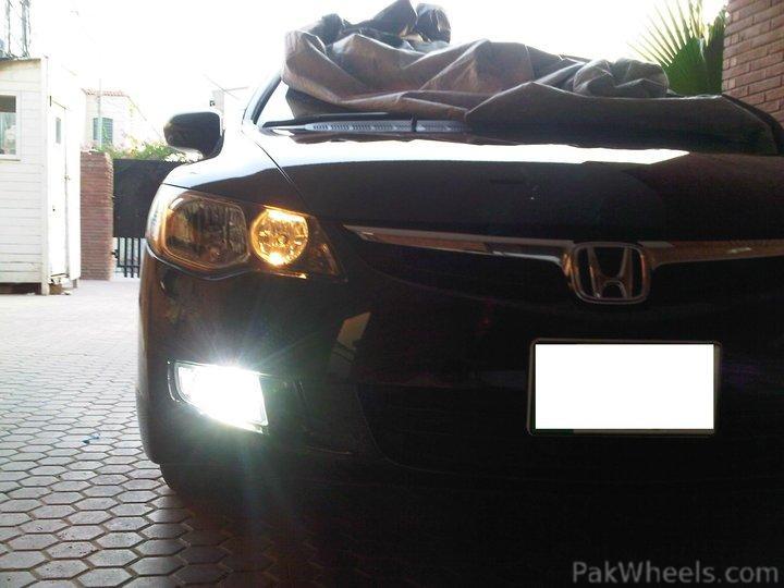 """New stuff 2011 Civic VTi """"Viper"""" - 248315"""