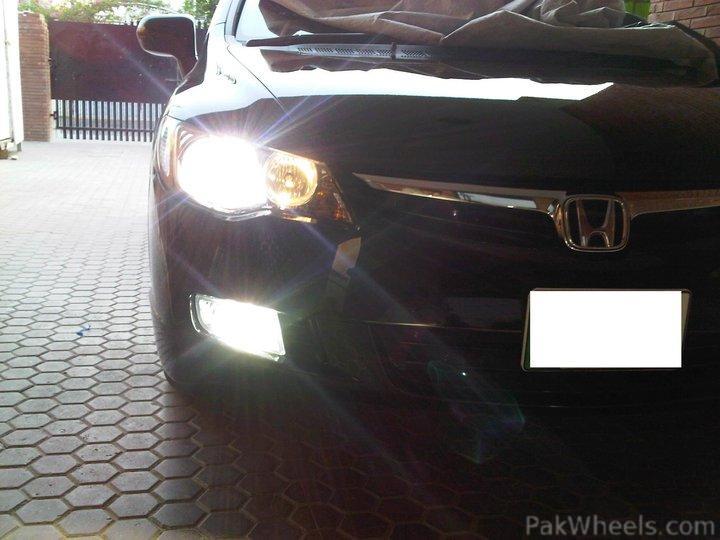 """New stuff 2011 Civic VTi """"Viper"""" - 248316"""