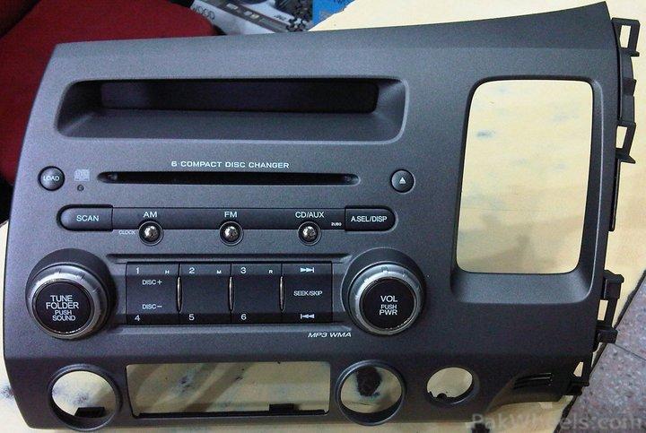 """New stuff 2011 Civic VTi """"Viper"""" - 249019"""