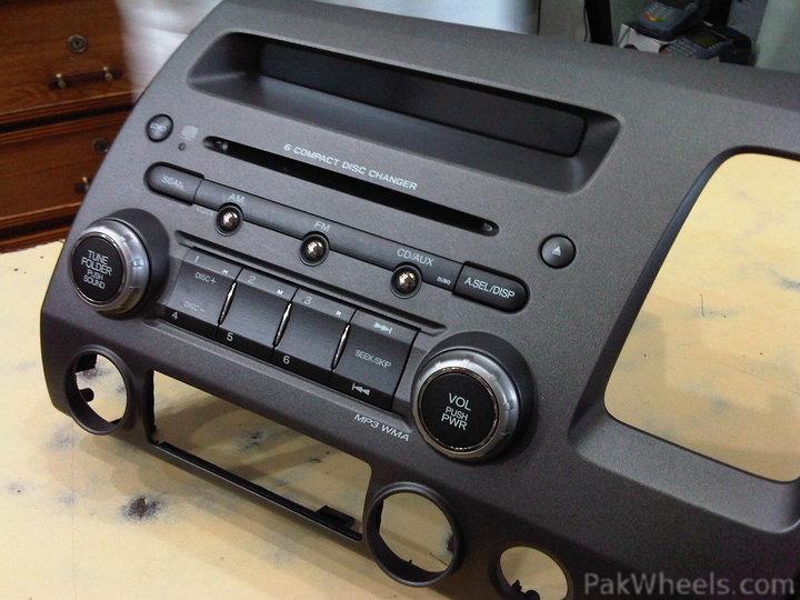 """New stuff 2011 Civic VTi """"Viper"""" - 249021"""