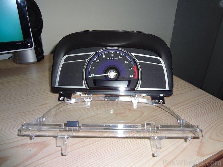 """New stuff 2011 Civic VTi """"Viper"""" - 250800"""