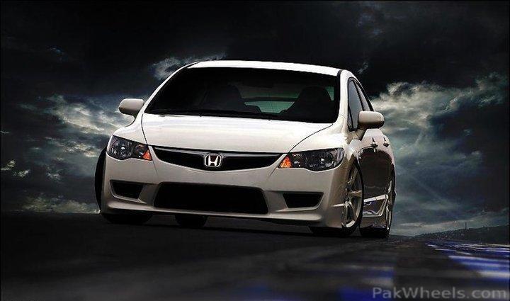 """New stuff 2011 Civic VTi """"Viper"""" - 251505"""