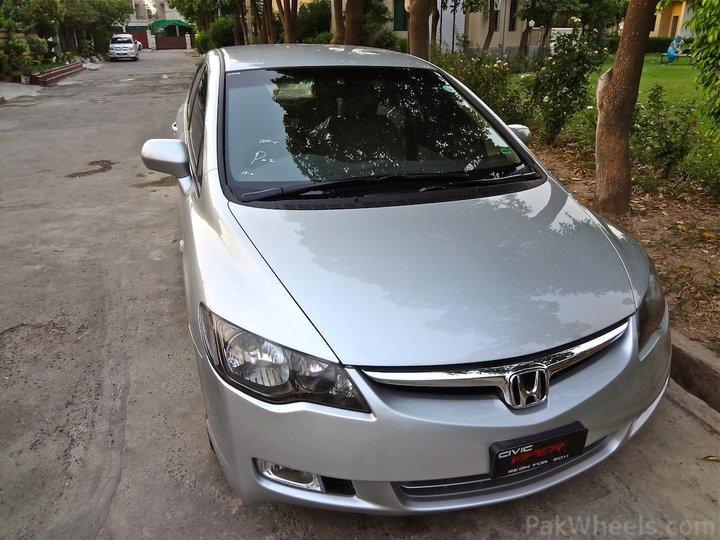 """New stuff 2011 Civic VTi """"Viper"""" - 251958"""