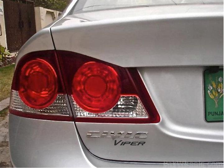 """New stuff 2011 Civic VTi """"Viper"""" - 252373"""