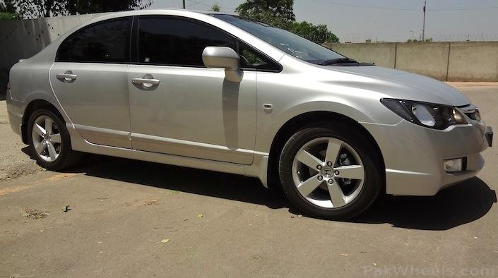 """New stuff 2011 Civic VTi """"Viper"""" - 255055"""