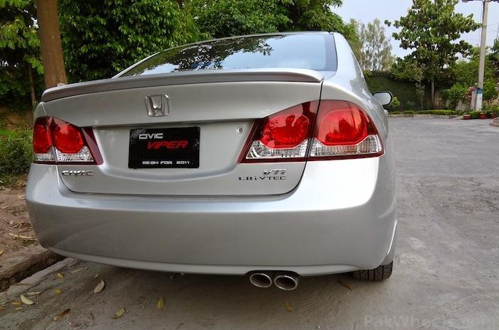 """New stuff 2011 Civic VTi """"Viper"""" - 255057"""