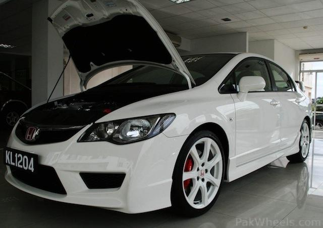 """New stuff 2011 Civic VTi """"Viper"""" - 255058"""