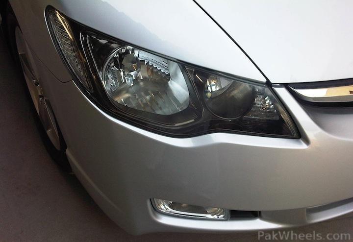 """New stuff 2011 Civic VTi """"Viper"""" - 255059"""