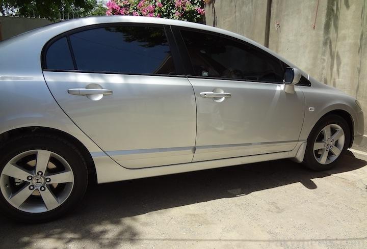 """New stuff 2011 Civic VTi """"Viper"""" - 255062"""