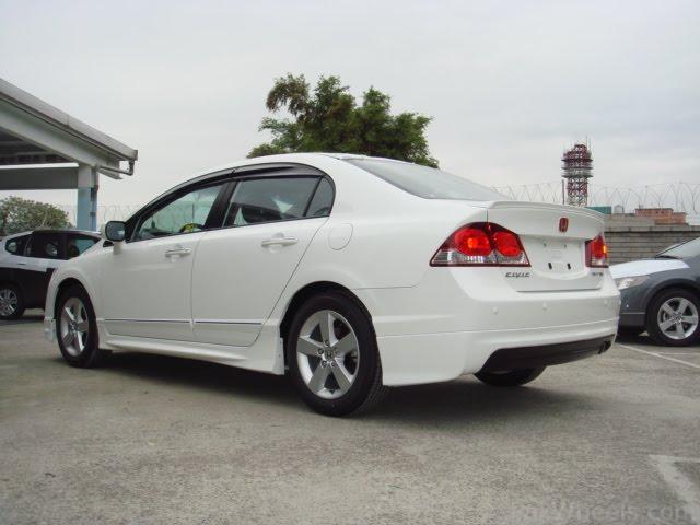 """New stuff 2011 Civic VTi """"Viper"""" - 255063"""