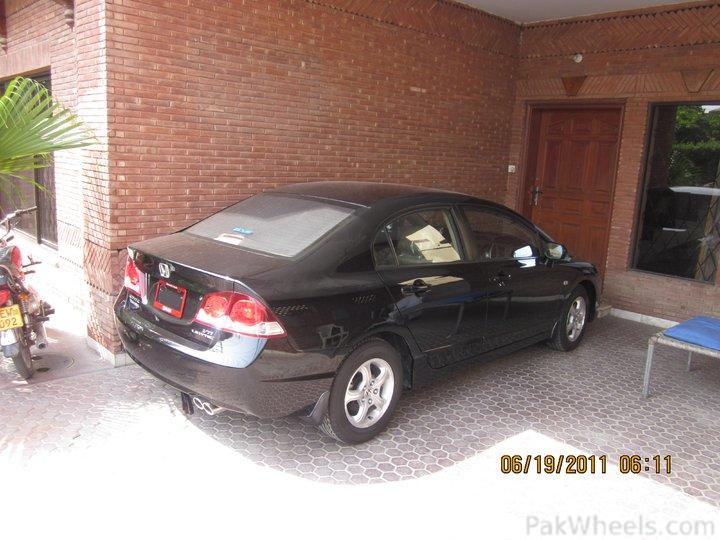 "New stuff 2011 Civic VTi ""Viper"" - 255202"