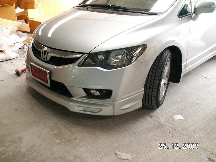"""New stuff 2011 Civic VTi """"Viper"""" - 255303"""