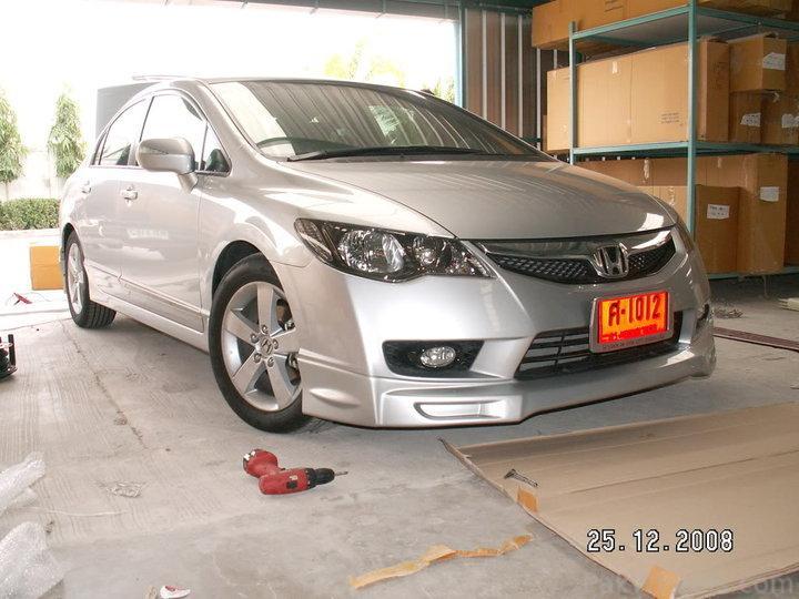 """New stuff 2011 Civic VTi """"Viper"""" - 255304"""