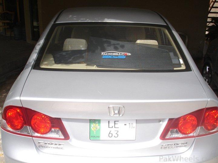 """New stuff 2011 Civic VTi """"Viper"""" - 256729"""