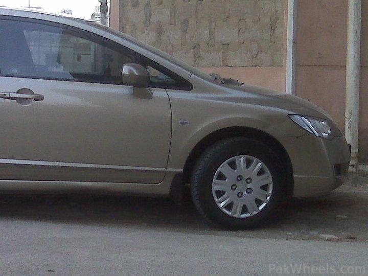 """New stuff 2011 Civic VTi """"Viper"""" - 258165"""