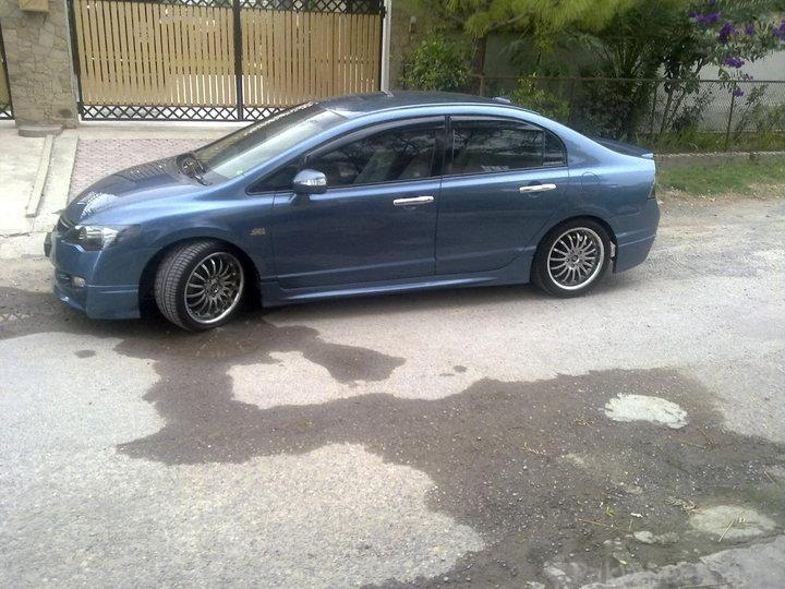 """New stuff 2011 Civic VTi """"Viper"""" - 258707"""